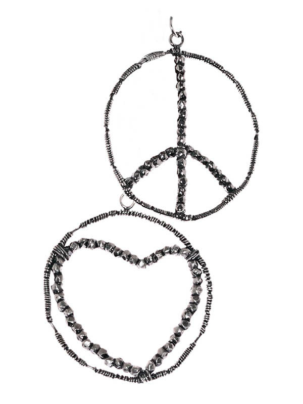 earrings coloring pages