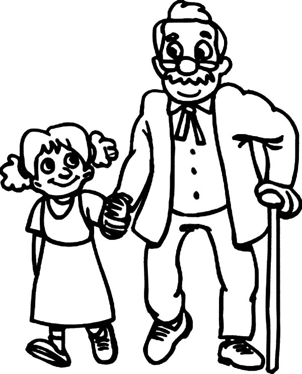 Related Pictures Helping Hands Coloring Pages Pictures ...